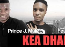 Prince J. Malizo ft DJ Miner - Kea Dhala (Original)