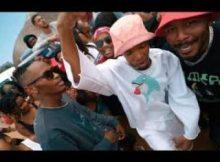 (Video) Dr MaVibes ft Blaq Diamond, Manny Yack, Snymaan & Brvdley - Umlilo