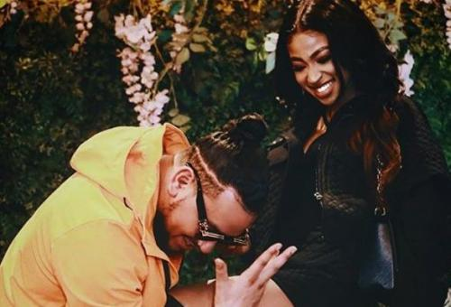 AKA And Nelli Tembe Heated Argument End Up At The Police Station