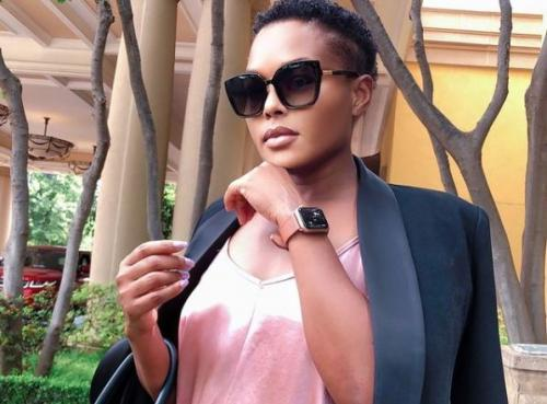 Ann Malinga goes blunt about how she feels on social media