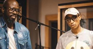 Black Coffee and Pharrell Williams joint project drops Friday