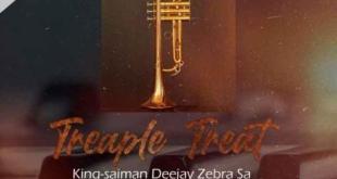 EP: Pro-Tee, King Saiman & Deejay Zebra SA - Triple (T) Threat