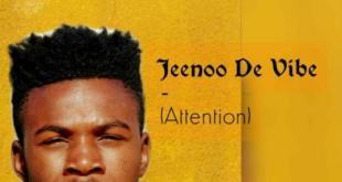 Jeenoo De Vibe - Attention