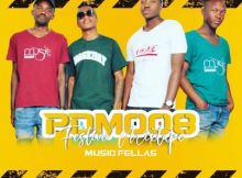 Music Fellas - PDM008 (Festive Mixtape)