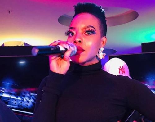 Nomcebo pays tribute to late Mshoza