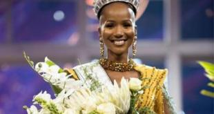 Shudufhadzo Musida celebrates one month anniversary of being Miss SA 2020