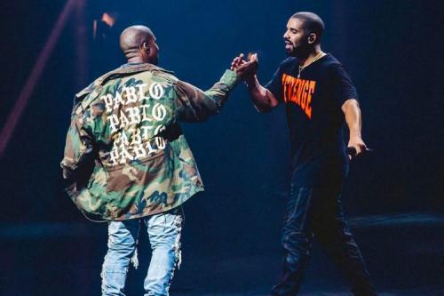 Snippet: Drake & Kanye West '30 Hours Reference Track'