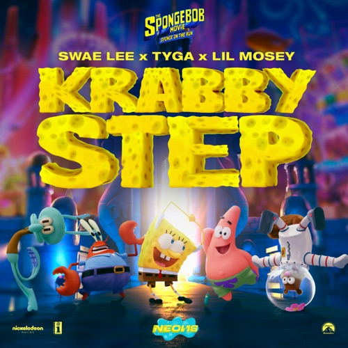 Swae Lee, Tyga & Lil Mosey - Krabby Step