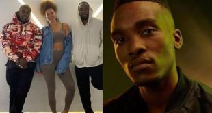 Watch: Will.i.am admits stealing SA DJ Lag's song not Megan
