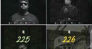 DJ PH - 4 Mixes (223, 224, 225 & 226)