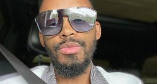 Donald cheers up Mlindo after embarrassing video