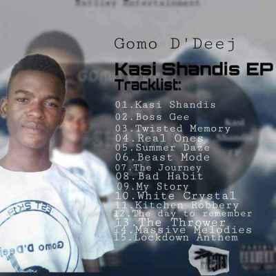 EP: Gomo D'Deej - Kasi Shandis