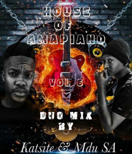 Katsite & Mdu SA - House Of Amapiano Vol 6 (Festive Tape)