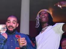 LISTEN: Drake ft Young Thug - SLIME