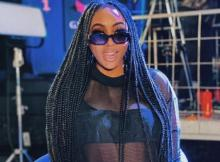 Nadia Nakai set to air first episode of 'The Naked Room' today
