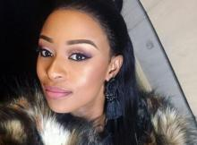 Photo: DJ Zinhle adds earrings collection to her brand
