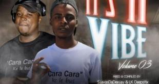Sjavas Da Deejay & Lk Deepstix - It's a vibe Vol. 3