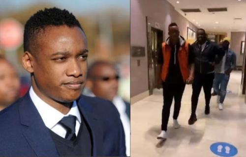 Video: Mzansi jump on #duduZanechallenge
