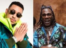 AKA reacts to question on his current relationship with Burna Boy