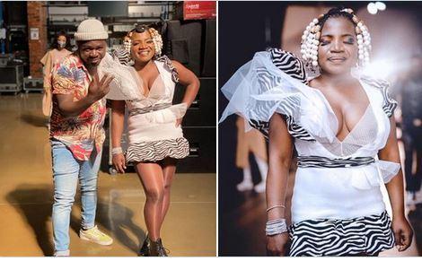 Congrats! Makhadzi Murahu Wins Song Of The Year 2020