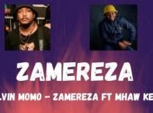 Kelvin Momo ft Mhaw Keys - Zamereza (Live Mix)