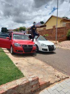 PHOTO: Congrats! Sje Konka Buys A New Car