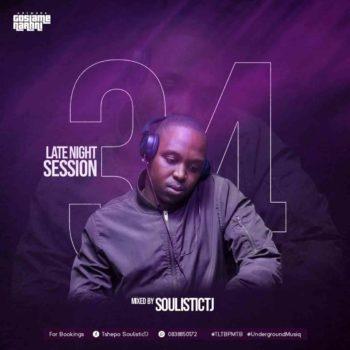Soulistic TJ - Late Night Session 34 Mix