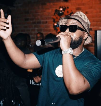 Wow! Cassper Nyovest requests for 'Sponono' visual