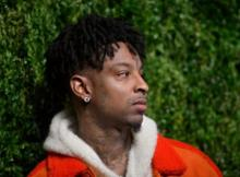 21 Savage to Executive Produce Music for The Film 'Spiral: From the Book of Saw'