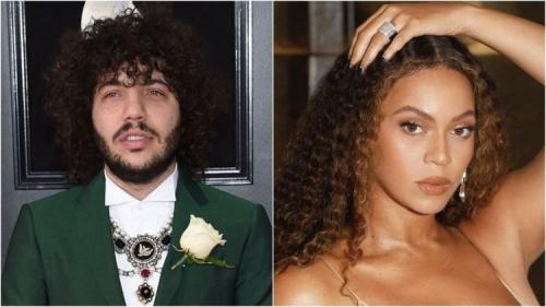 Benny Blanco Tells Story of Accidentally Kissing Beyonce in Front of Jay-Z