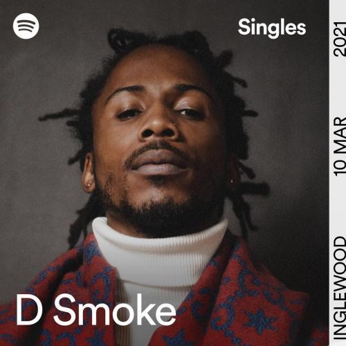 D Smoke - Sade (Spotify Singles)
