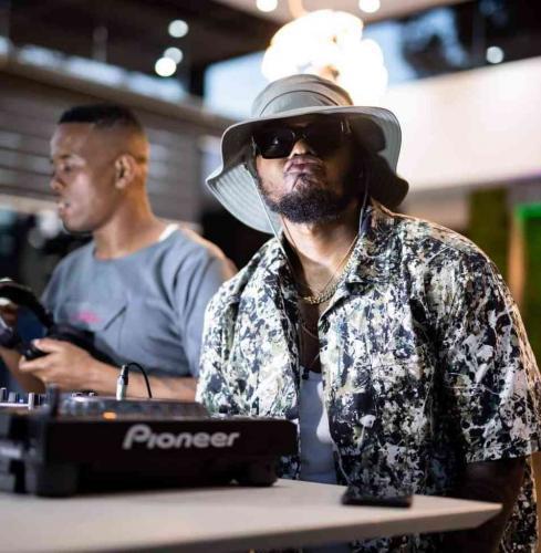 DJ Stokie & Major League Djz - Amapiano Live Balcony Mix