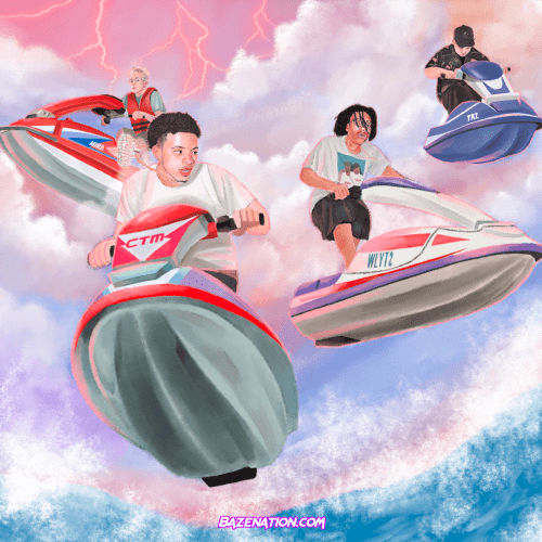 Internet Money ft Lil Tecca & Lil Mosey - JETSKI