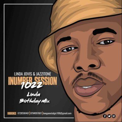 JazziTone & Linda Jovis - INambaSession1022 (Linda Jovis Birthday Mix)