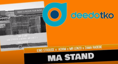 Kind Strouck x Achim x Mr Lenzo & Zama Radebe - Ma Stand (Original)