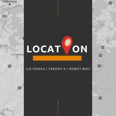 Sje Konka, Freddy K & Robot Boii - Location