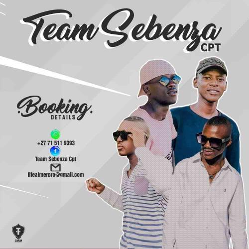 Team Sebenza & S.A.M - Horizons