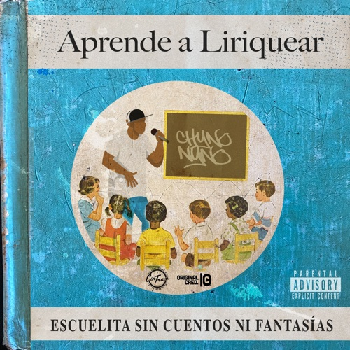 Album: Chyno Nyno - Aprende a Liriquear
