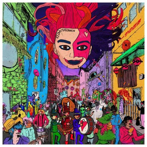 ALBUM: iLoveMakonnen - My Parade