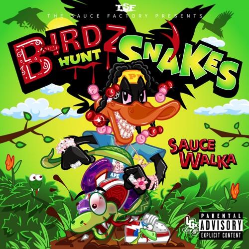 Album: Sauce Walka - Birdz Hunt Snakes
