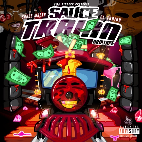 Album: Sauce Walka - Sauce Train