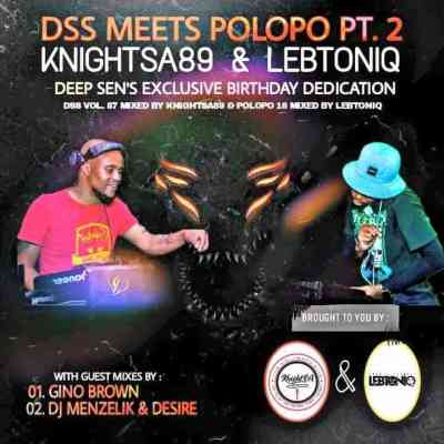 Dj Menzelik & Desire - POLOPO 18 (Guest Mix)