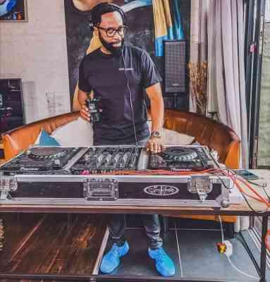 DJ Sbu - Amapiano After Work Mix