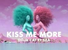 Doja Cat ft SZA - Kiss Me More