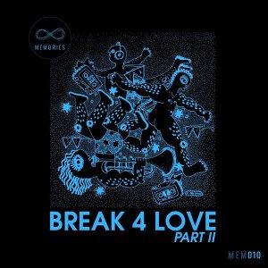 Rocco Rodamaal, Keith Thompson - Break 4 Love (Atjazz Galaxy Aart Dub)