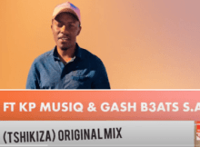 Slumiso ft Kp Musiq & Gash Beats - Tshikiza