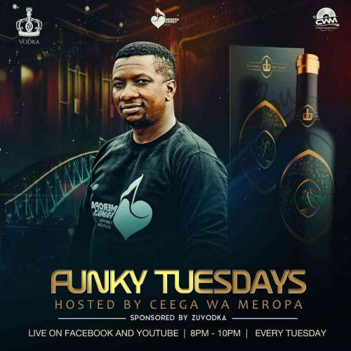 Ceega - Funky Tuesday Mix (18-May)
