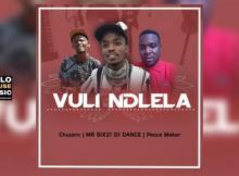 Chuzero x Mr Six21 DJ Dance & Peace Maker - Vuli Ndlela