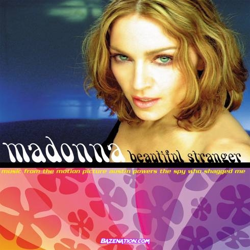 EP: Madonna - Beautiful Stranger
