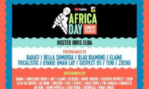 Focalistic - Africa Day Concert 2021 (Live Performance)